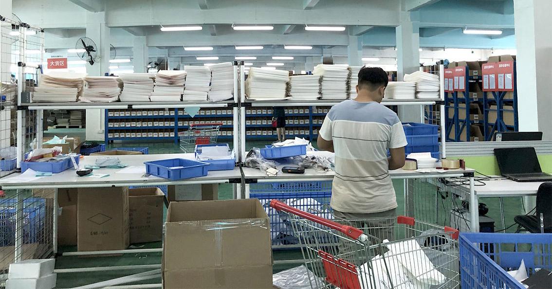 Droopshipping Supplier - ShopBase China