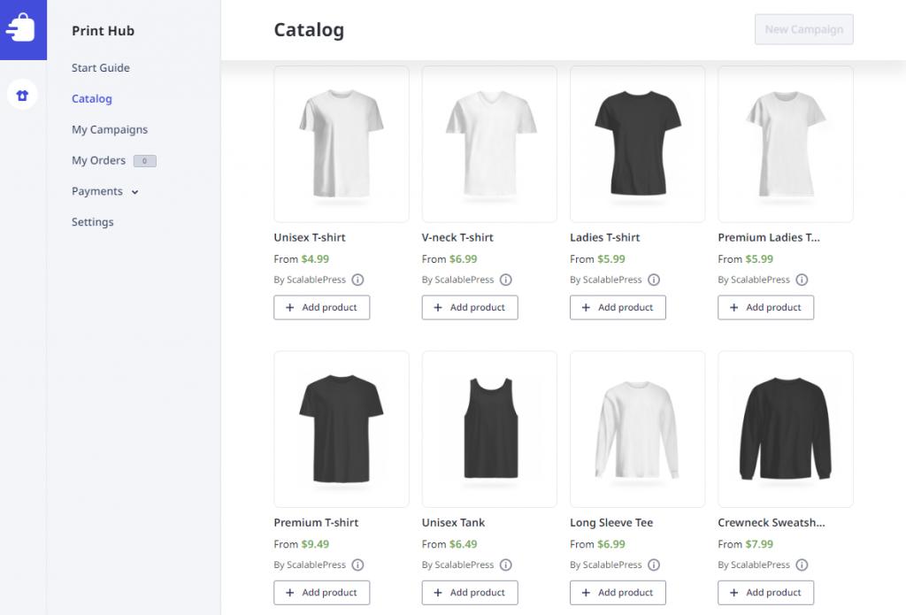 ShopBase PrintHub