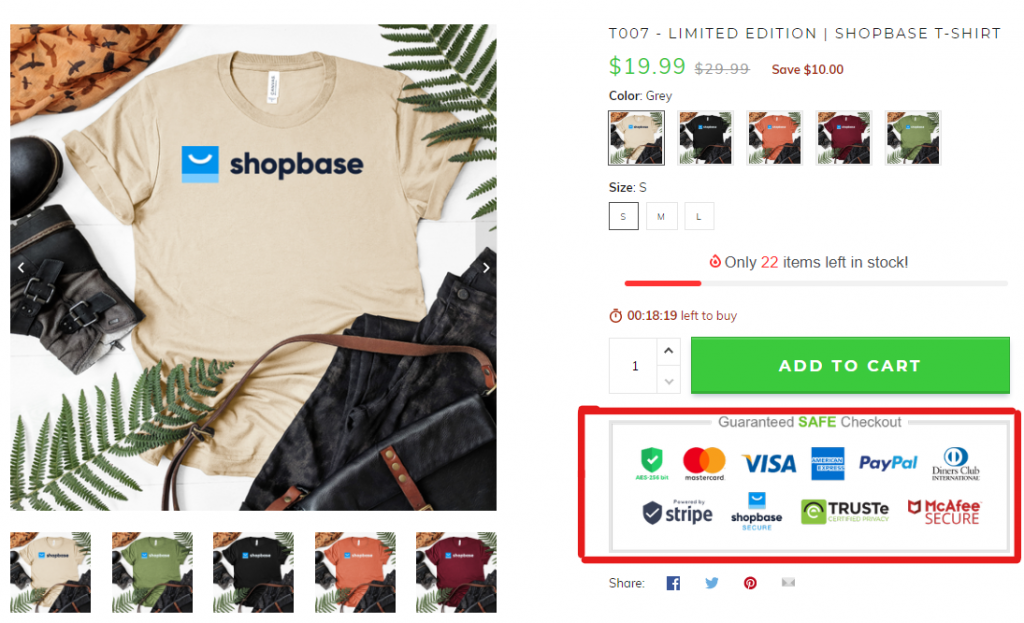 to use shopbase free dropshipping website builder