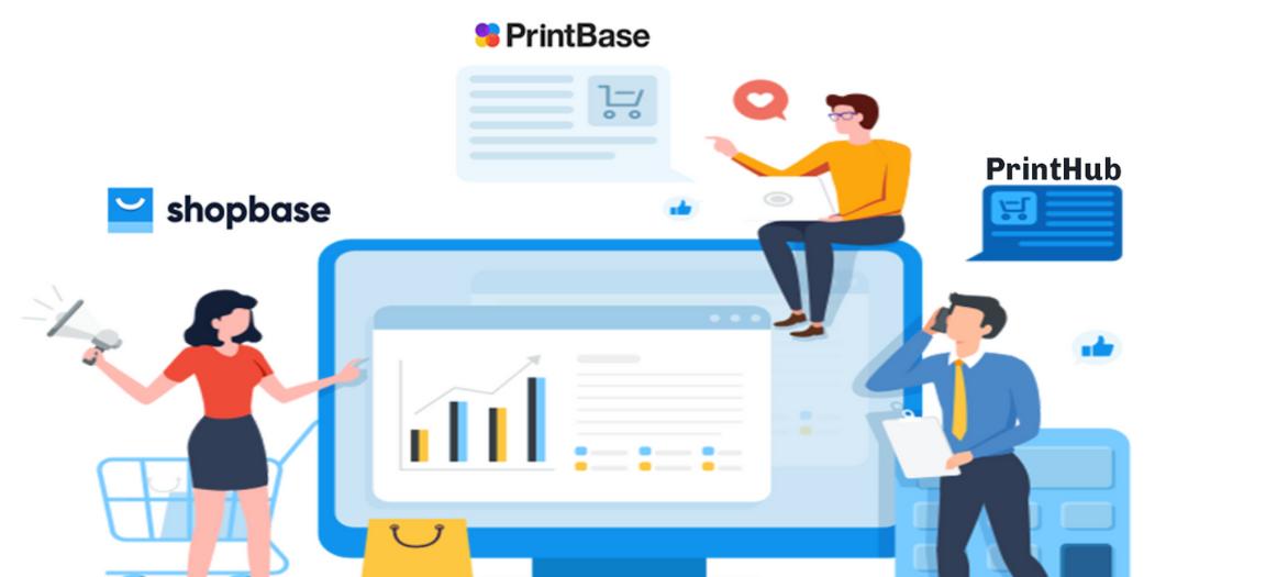 Start a print-on-demand business
