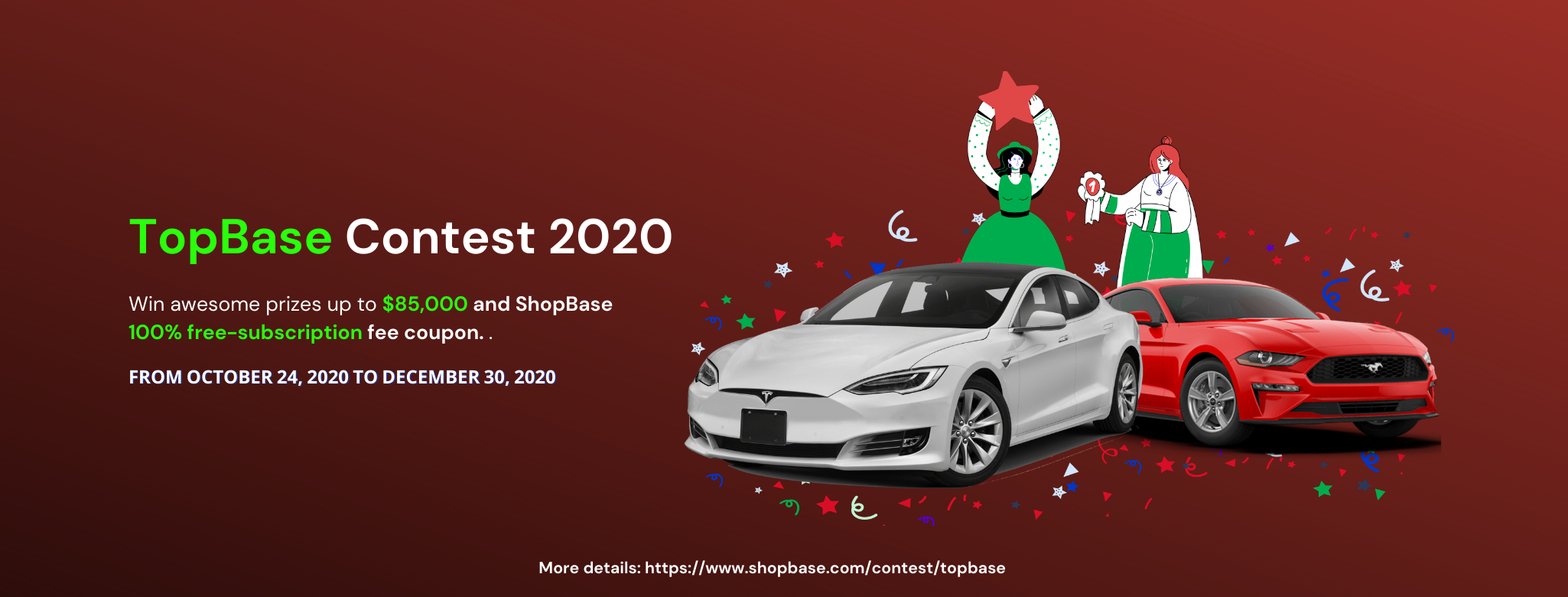 TopBase Contest 2020
