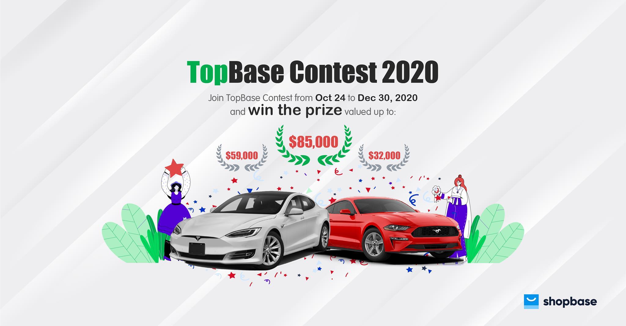 TopBase contest
