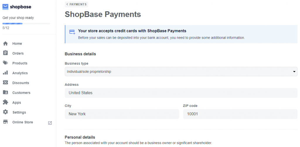 ShopBase Payments