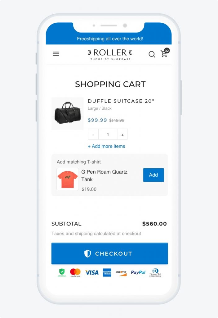 upselling-one-click-strategy