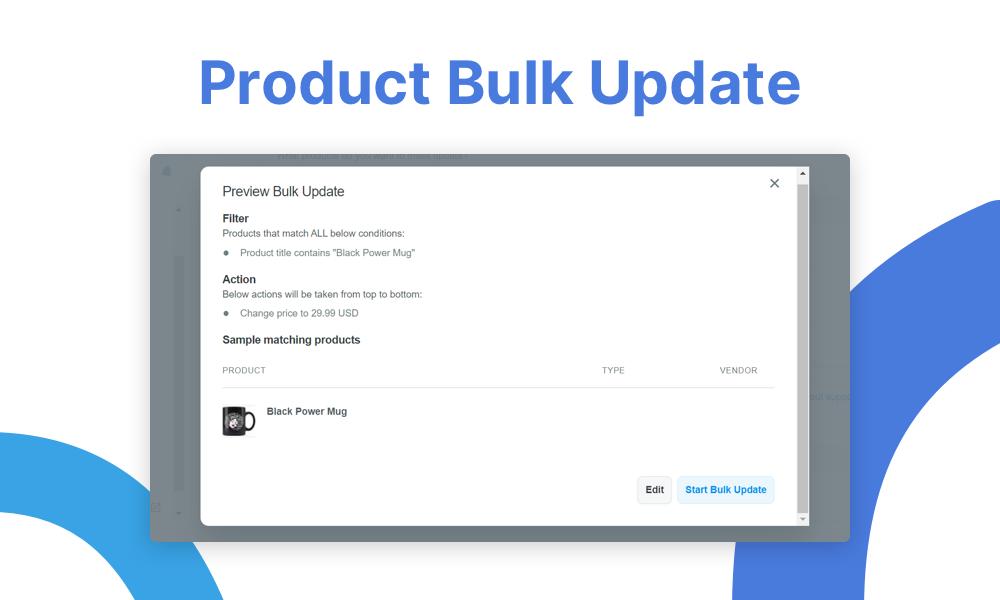 Product bulk update - 3