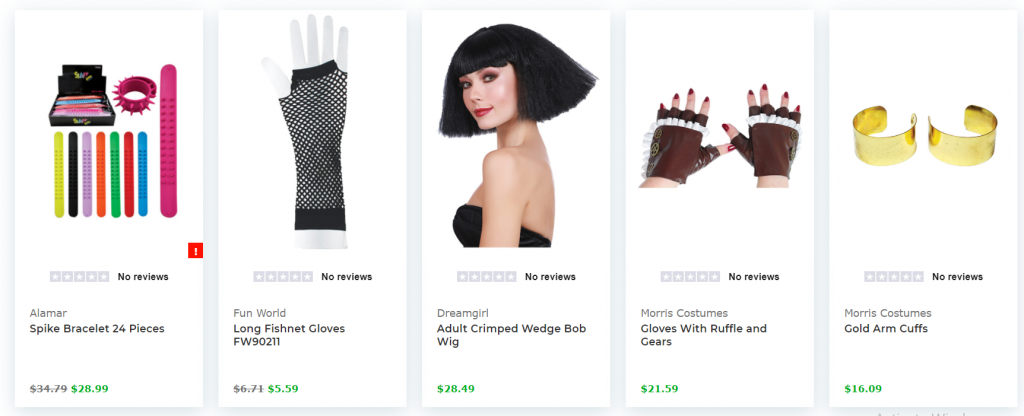 halloween dropshipping accessories