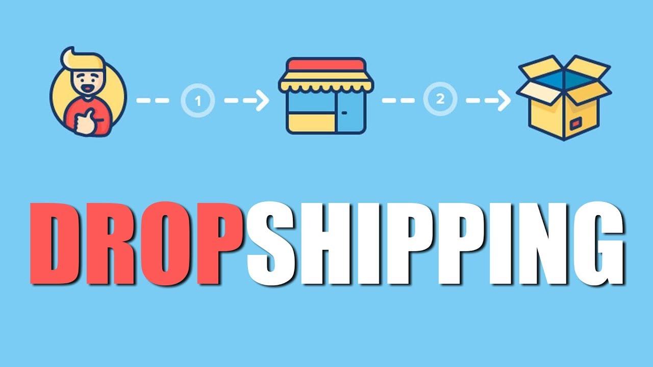 Describe dropshipping definition