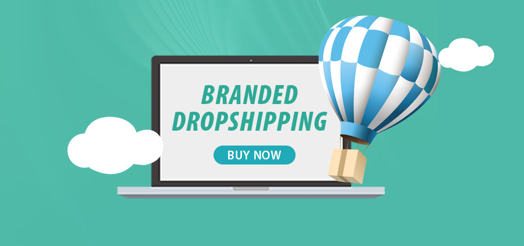 what is branded dropshipping